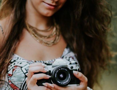 Planifier une séance photo pour du contenu web