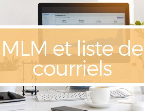 MLM et liste de courriels